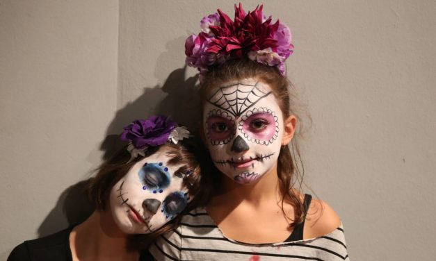 Family Halloween and Dia de Los Muertos Events