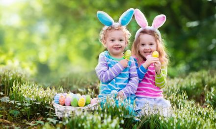 Easter Egg Hunts and Bunny Sightings